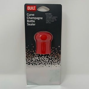 Built Champagne Bottle Sealer